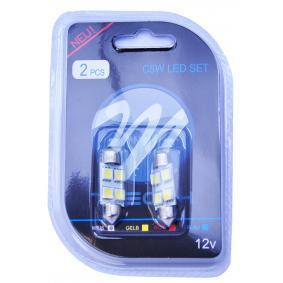 Крушка с нагреваема жичка, светлини на рег. номер LB072W онлайн магазин