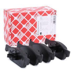 410605536R für RENAULT, DACIA, LADA, RENAULT TRUCKS, Bremsbelagsatz, Scheibenbremse FEBI BILSTEIN (16975) Online-Shop