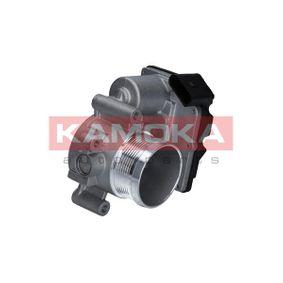 Drosselklappenstutzen KAMOKA Art.No - 112012 OEM: 03L128063E für VW, AUDI, SKODA, SEAT kaufen