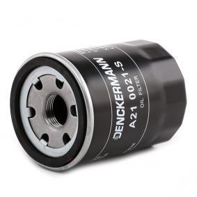 PUNTO (188) DENCKERMANN Oil filter A210021-S