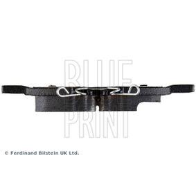 BLUE PRINT Bremsbelagsatz, Scheibenbremse A0004205900 für MERCEDES-BENZ bestellen