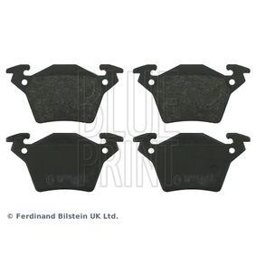 Bremsbelagsatz, Scheibenbremse BLUE PRINT Art.No - ADU174251 OEM: A0004214210 für MERCEDES-BENZ kaufen