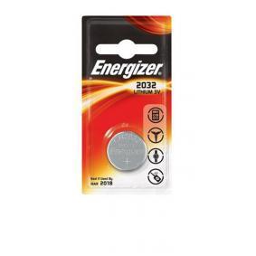 ENERGIZER Batterier 635801 på rea