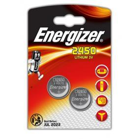 ENERGIZER Batterier 638179 på rea