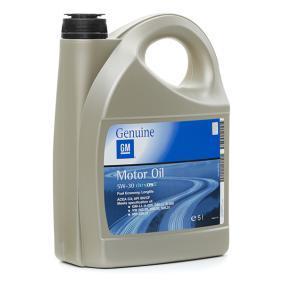 Olio motore per auto OPEL-GM (19 42 003) ad un prezzo basso