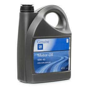 HONDA Accord VIII Limousine (CU) 2.0 i (CU1) 156 2008 PKW Motoröl OPEL GM 19 42 046 kaufen