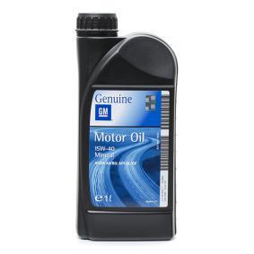 Mineralische Motoröle 19 42 047 von OPEL GM Qualitäts Ersatzteile