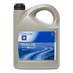 CHRYSLER MS-6395 Motoröl 95599877 von OPEL GM Original Qualität