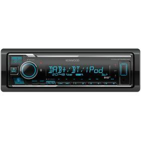 PKW Auto-Stereoanlage KMM-BT505DAB