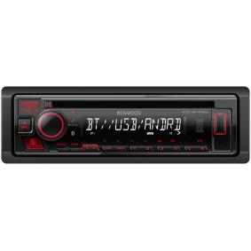KFZ Auto-Stereoanlage KDC-BT430U