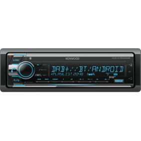 KFZ Auto-Stereoanlage KDC-X7200DAB