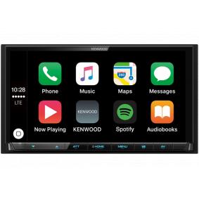 DMX-7017DABS KENWOOD Multimedia-Empfänger günstig im Webshop