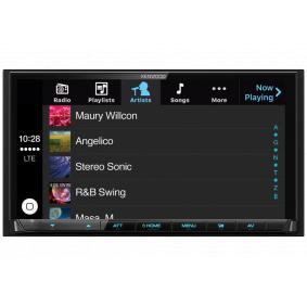 Multimediální přijímač pro auta od KENWOOD – levná cena