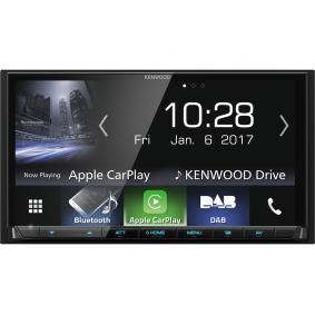 KENWOOD Multimedia receiver DMX-7017DABS