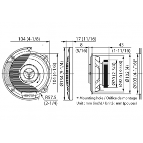 PKW KENWOOD Lautsprecher - Billiger Preis