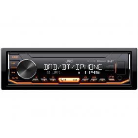 KD-X451DBT JVC Auto-Stereoanlage zum besten Preis