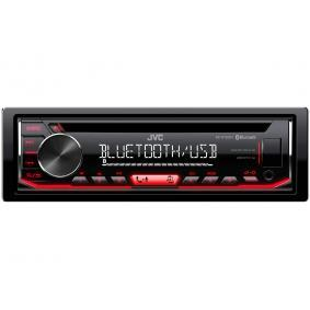 KD-R792BT Stereos for vehicles