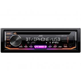 Stark reduziert: JVC Auto-Stereoanlage KD-R992BT