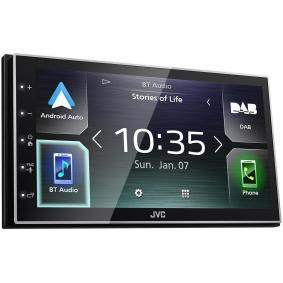 JVC Multimedia receiver KW-M745DBT on offer