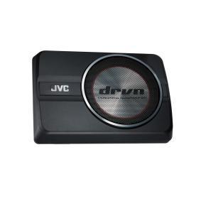 Subwoofery pro auta od JVC: objednejte si online