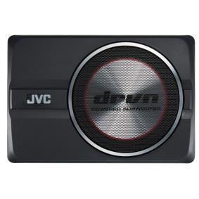 JVC Aktiv-Subwoofer CW-DRA8