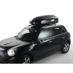 Box dachowy do samochodów marki MODULA - w niskiej cenie
