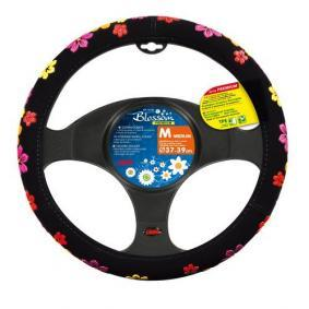 Steering wheel cover for cars from LAMPA: order online