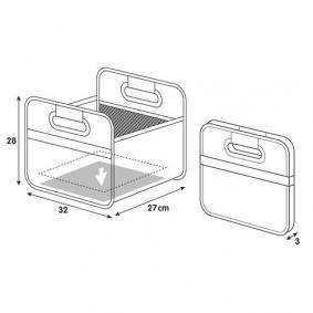40103 Organizador de maletero tienda en linea
