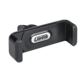 Mobile phone holders for cars from LAMPA: order online