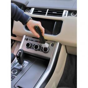 LAMPA 37338 Spazzola per la pulizia degli interni auto