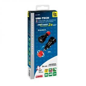 Car mobile phone charger for cars from LAMPA - cheap price