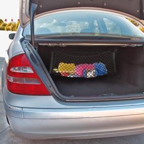 60265 Δίχτυ χώρου αποσκευών για οχήματα