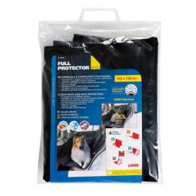 Pet car seat covers for cars from LAMPA - cheap price