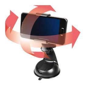 LAMPA Sujeciones para móviles 72502