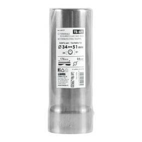 PILOT Deflector tubo de escape 60117
