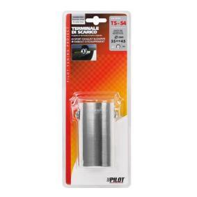 PILOT Deflector tubo de escape 60106 en oferta