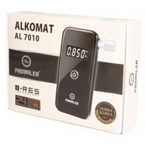 AL7010 PROMILER Alcoholímetro online a bajo precio