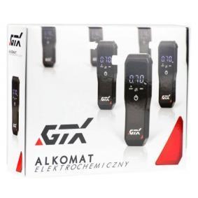 AL GTX Alkometri ajoneuvoihin
