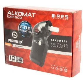 PROMILER Alcoholímetro AL DXP 600