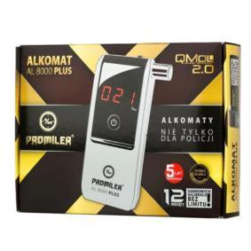 Alcoolímetro para automóveis de PROMILER - preço baixo