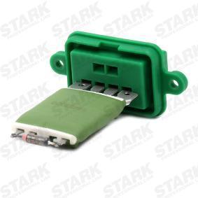 STARK Blower motor resistor SKRI-2000006