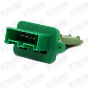 STARK Resistor interior blower (SKRI-2000006)