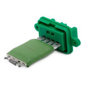 RIDEX Blower motor resistor 2975R0007