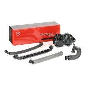 Reparatursatz, Kurbelgehäuseentlüftung METZGER Art.No - 2385115 OEM: 11617504536 für BMW kaufen