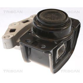 Radlagersatz TRISCAN Art.No - 8535 29001 OEM: 2E0407303Q für VW, MERCEDES-BENZ, AUDI, SKODA, SEAT kaufen