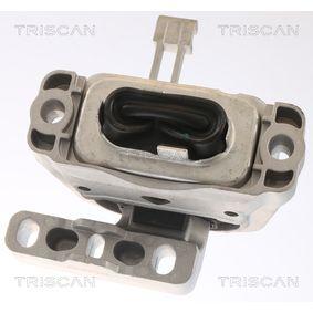 TRISCAN Radlagersatz 2E0407304N für VW, MERCEDES-BENZ, AUDI, SKODA, SEAT bestellen
