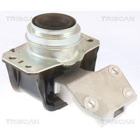 TRISCAN Radlagersatz 2E0407303P für VW, MERCEDES-BENZ, AUDI, SKODA, SEAT bestellen