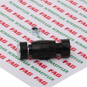 CLIO II (BB0/1/2_, CB0/1/2_) FAG Stabilisatorstrebe 818 0229 10