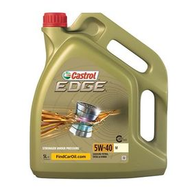 MERCEDES-BENZ Car oil from CASTROL high-quality