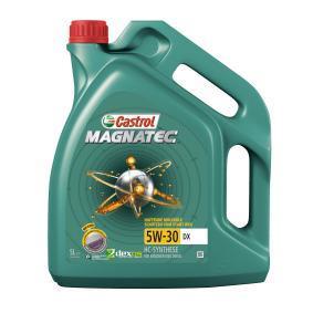 SAE-5W-30 Двигателно масло от CASTROL 15C323 оригинално качество
